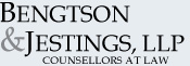 Bengtson & Jestings, LLP | Counsellors at Law